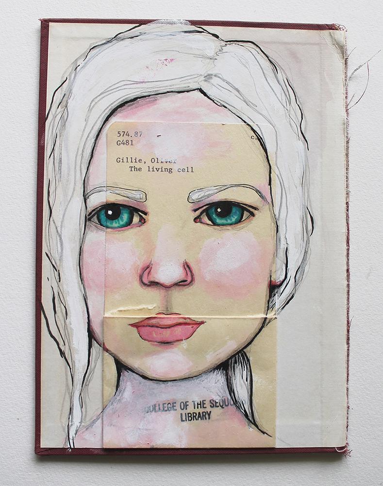 Begin by Jules Tillman, 2014 (Sold)