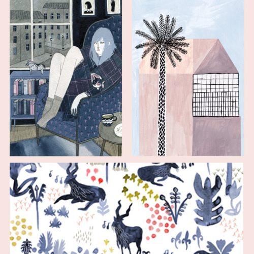 Illustrations You'll Love to Gift or Get! | julestillman.com
