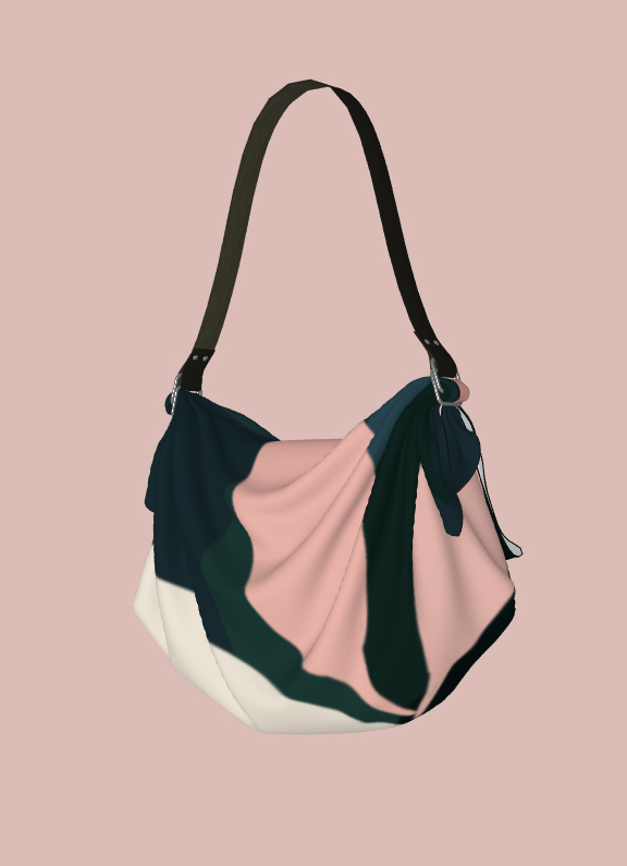 limited edition origami tote by jules tillman